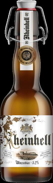 Rheinhell Winzerbier mit wildem Hopfen (0,33 l)