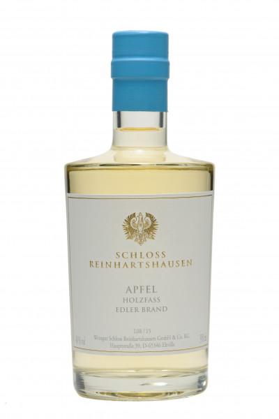 Apfel - Holzfass Edler Brand